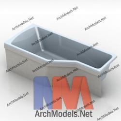 bathtub_00001-3d-max-model