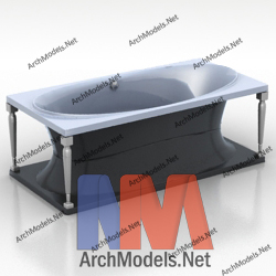 bathtub_00005-3d-max-model