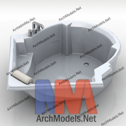 bathtub_00007-3d-max-model