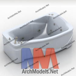 bathtub_00010-3d-max-model