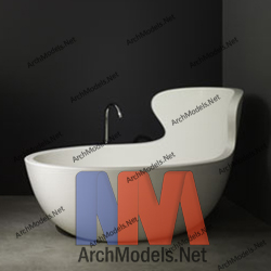 bathtub_00011-3d-max-model