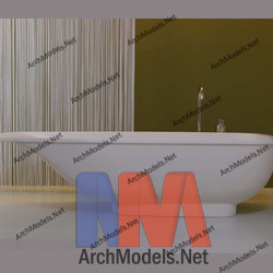 bathtub_00012-3d-max-model