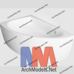 bathtub_00014-3d-max-model