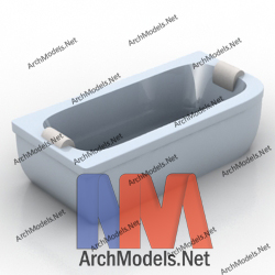 bathtub_00015-3d-max-model