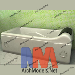 bathtub_00016-3d-max-model