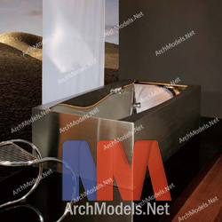 bathtub_00018-3d-max-model