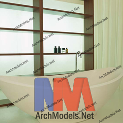 bathtub_00019-3d-max-model