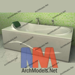 bathtub_00021-3d-max-model