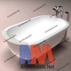 bathtub_00024-3d-max-model