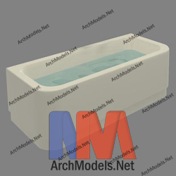 bathtub_00025-3d-max-model