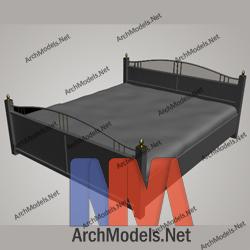 bed_00007-3d-max-model
