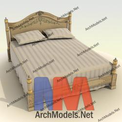 bed_00014-3d-max-model