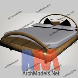 bed_00023-3d-max-model