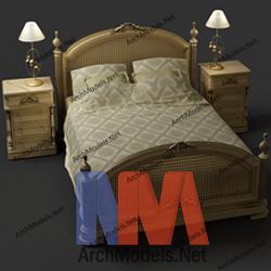 bed_00026-3d-max-model