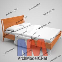 bed_00030-3d-max-model
