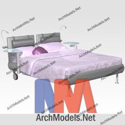 bed_00057-3d-max-model