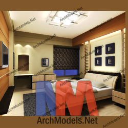 bedroom-scene_00018-3d-max-model