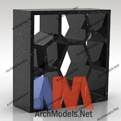 bookcase_00001-3d-max-model