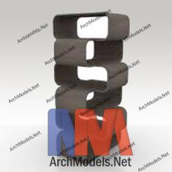 bookcase_00008-3d-max-model
