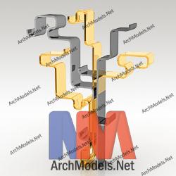 bookcase_00009-3d-max-model