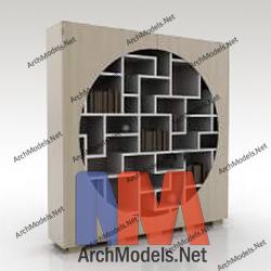 bookcase_00010-3d-max-model