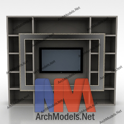bookcase_00012-3d-max-model