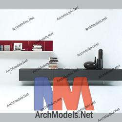 bookcase_00013-3d-max-model