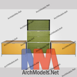 bookcase_00017-3d-max-model