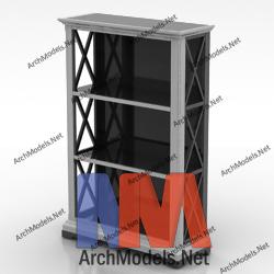 bookcase_00018-3d-max-model
