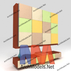 bookcase_00021-3d-max-model