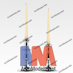 candlestick_00002-3d-max-model