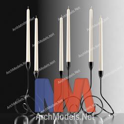 candlestick_00003-3d-max-model