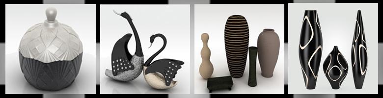 Antiques 3D Models