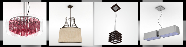 Ceiling Lamps 3D Models