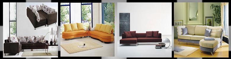 Corner Sofas 3D Models