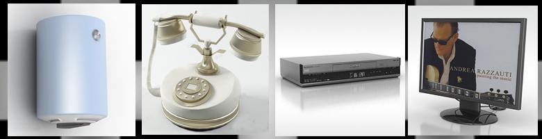 Home Appliances 3D Models