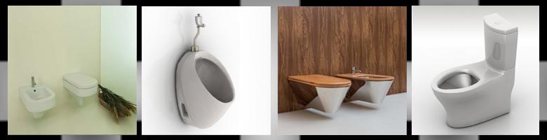 Toilets 3D Models