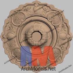 ceiling-rosette_00001-3d-max-model