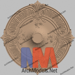 ceiling-rosette_00002-3d-max-model