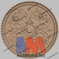 ceiling-rosette_00003-3d-max-model