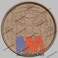 ceiling-rosette_00004-3d-max-model