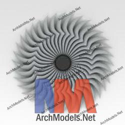ceiling-rosette_00008-3d-max-model