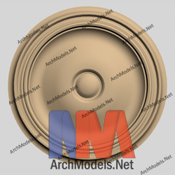 ceiling-rosette_00015-3d-max-model