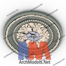 ceiling-rosette_00018-3d-max-model