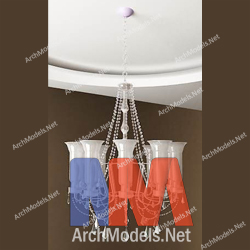 Chandelier 3d model 00030 archmodels chandelier 3d model 00030 aloadofball Choice Image