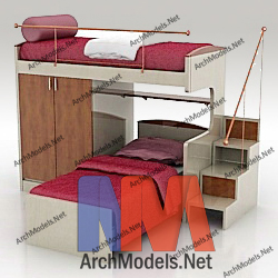 children-bed_00001-3d-max-model