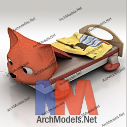 children-bed_00002-3d-max-model