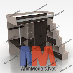 children-bed_00009-3d-max-model