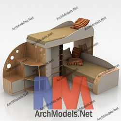 children-bed_00010-3d-max-model