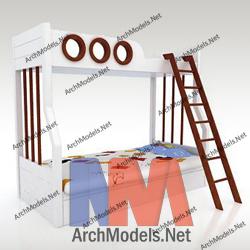 children-bed_00013-3d-max-model